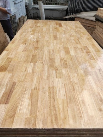 Ván ghép thanh 12mm gỗ cao su đẹp cho nội thất3