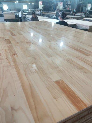 Ván ghép thanh 12mm gỗ cao su đẹp cho nội thất2