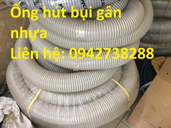 Bán ống hút bụi gân nhựa phi 34, phi 40, ..., phi 250 giá rẻ0