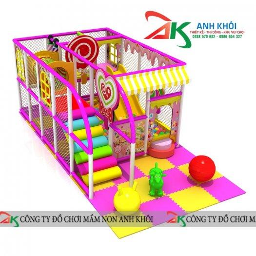 Sản xuất nhập khẩu trực tiếp khu vui chơi trẻ em0