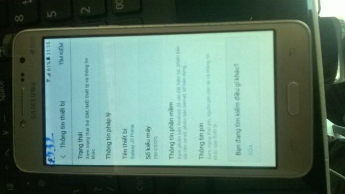 Samsung j2 priem0