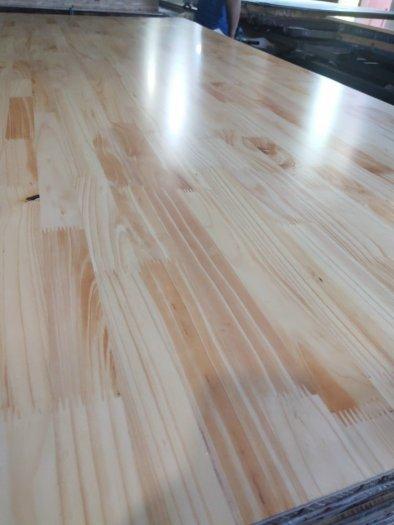Ván ghép thanh 18mm gỗ cao su phủ bóng đẹp5