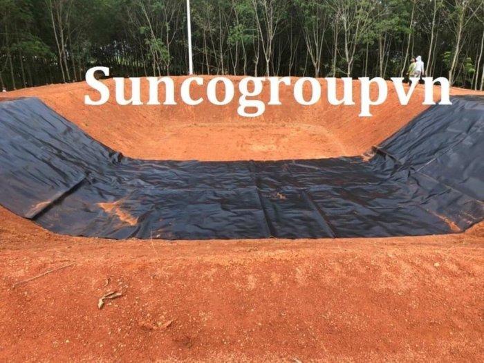 Bạt hdpe 1mm khổ 4x50m lót mái che-suncogroupvn4