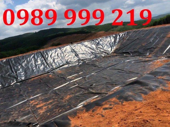 Tấm nhựa đen hdpe 1mm phủ mái che cuộn 200m2 khổ 4mx50m5