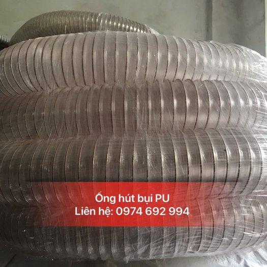 Phân phối ống hút bụi PU lõi thép mạ đồng chất lượng tốt, giá rẻ0