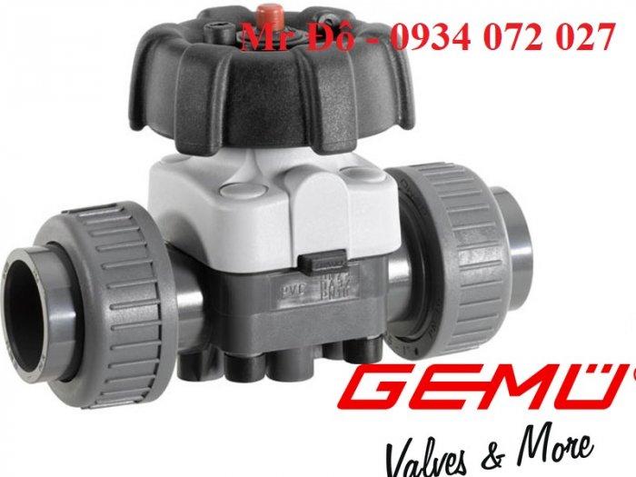 Nhà phân phối van GEMU chính hãng giá tốt5