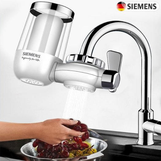 Máy lọc nước, Đầu lọc nước, Bộ lọc nước đầu vòi SIEMENS công nghệ ĐỨC7
