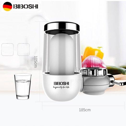 Đầu lọc nước, Máy lọc nước đầu vòi, Bộ lọc đầu vòi BIBOSHI công nghệ ĐỨC4