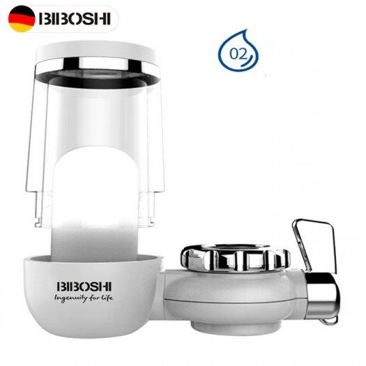 Đầu lọc nước, Máy lọc nước đầu vòi, Bộ lọc đầu vòi BIBOSHI công nghệ ĐỨC3