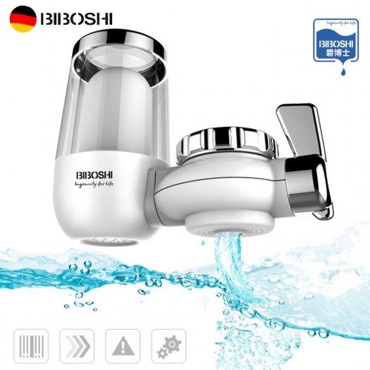 Đầu lọc nước, Máy lọc nước đầu vòi, Bộ lọc đầu vòi BIBOSHI công nghệ ĐỨC2