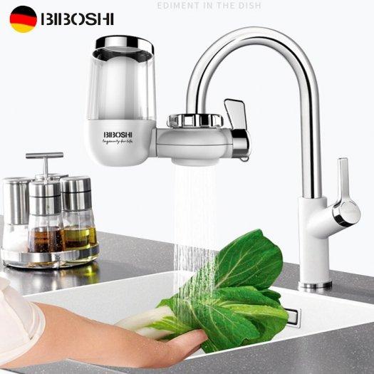 Đầu lọc nước, Máy lọc nước đầu vòi, Bộ lọc đầu vòi BIBOSHI công nghệ ĐỨC1