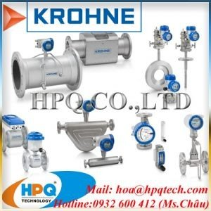 Cảm biến áp suất KROHNE2