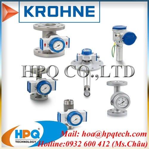 Cảm biến áp suất KROHNE1
