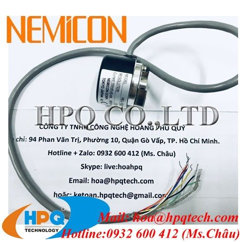 Bộ mã hóa Nemicon3