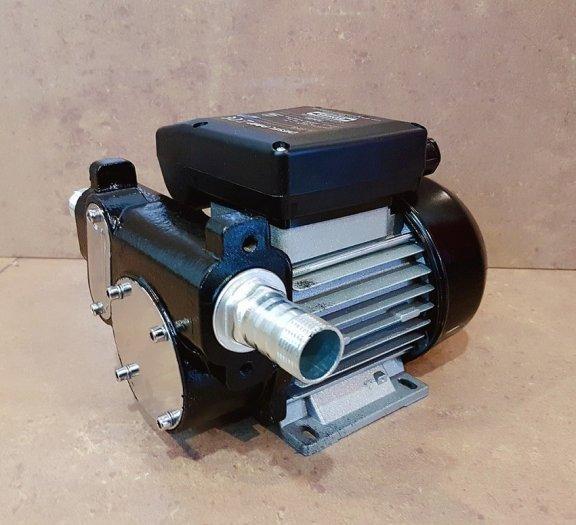 Bơm dầu diesel DTP-60,máy bơm dầu diện 1 pha DTP-60,bơm dầu diesel mini0