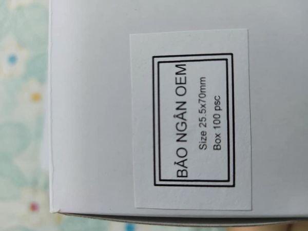 Ống ngậm giấy dùng cho máy đo chức năng hô hấp0