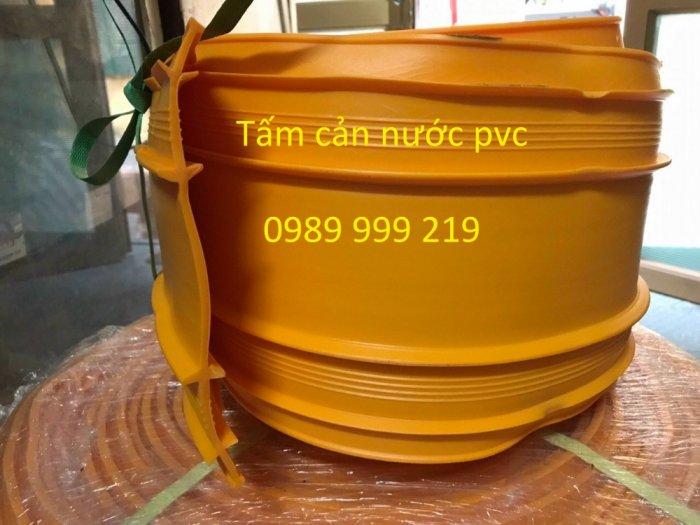 Tấm nhựa pvc O15-cuộn 20m chống thấm mạch ngừng2