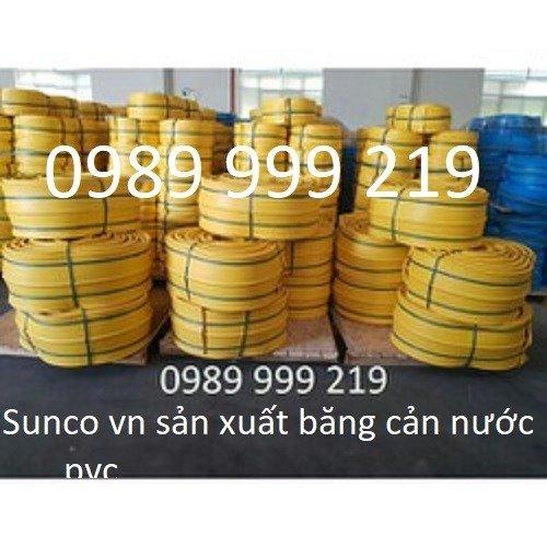 Cuộn cản nước pvc O30-20m giá thành rẻ cho dự án thầu1