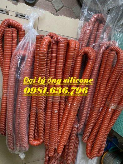 Ống silicone chịu nhiệt D25,32.40,51,63,76,90,100,120,150,200,250,250,300.10