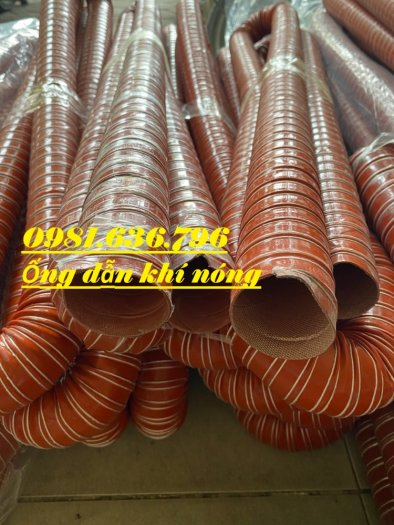 Ống silicone chịu nhiệt D25,32.40,51,63,76,90,100,120,150,200,250,250,300.6
