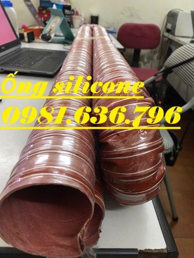 Ống silicone chịu nhiệt D25,32.40,51,63,76,90,100,120,150,200,250,250,300.5