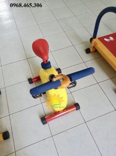 Máy tập xe đạp trẻ em5