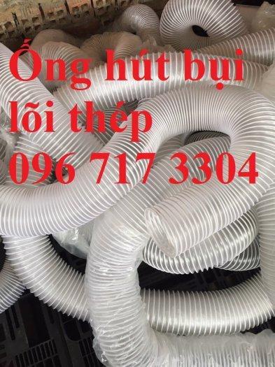 Ống hút bụi PVC lõi thép bọc nhựa co giãn đàn hồi giá rẻ3