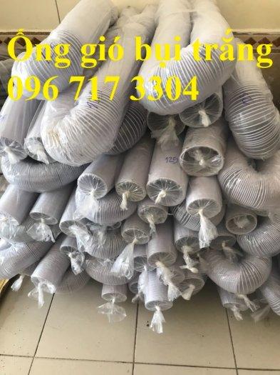 Ống hút bụi PVC lõi thép bọc nhựa co giãn đàn hồi giá rẻ1
