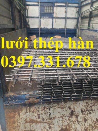 Lưới thép hàn Phi 6 ô 50x50 giá sỉ tại Hà Nội1
