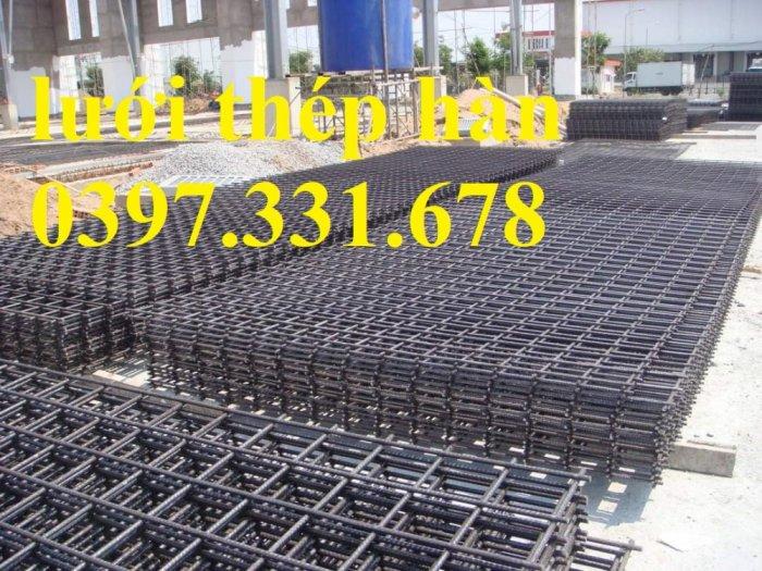 Lưới thép hàn Phi 6 ô 50x50 giá sỉ tại Hà Nội0
