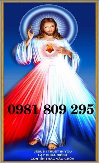 Tranh chúa - gạch tranh 3d công giáo3