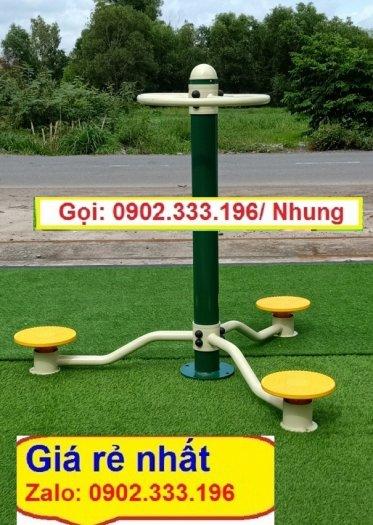 Cung cấp thiết bị tập thể dục công viên, máy tập thể dục công viên giá rẻ7