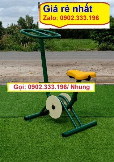 Cung cấp thiết bị tập thể dục công viên, máy tập thể dục công viên giá rẻ5