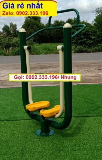 Cung cấp thiết bị tập thể dục công viên, máy tập thể dục công viên giá rẻ4