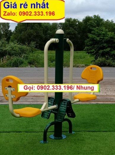 Cung cấp thiết bị tập thể dục công viên, máy tập thể dục công viên giá rẻ1