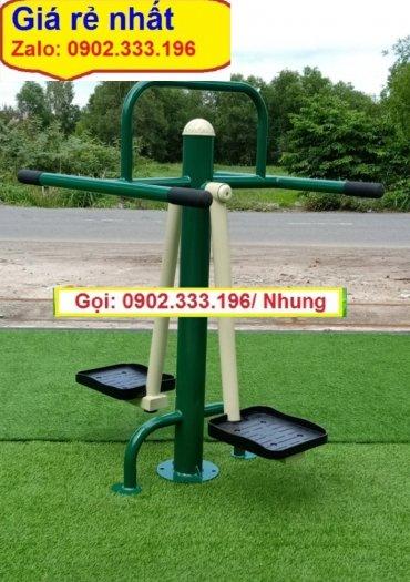 Cung cấp thiết bị tập thể dục công viên, máy tập thể dục công viên giá rẻ0