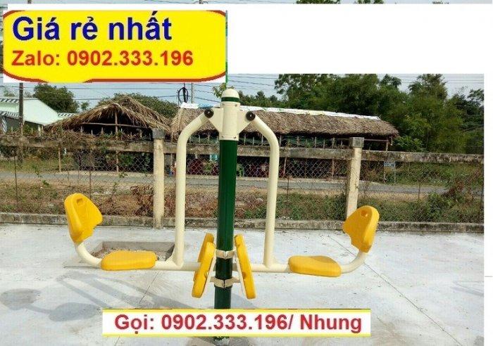 Cung cấp dụng cụ tập thể dục ở công viên4