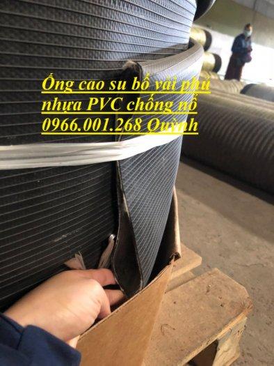 Ống chống nổ , ống cao su siêu nhẹ, ống cao su bố vải phủ nhựa phi 100,phi 125,phi 150,phi 2000