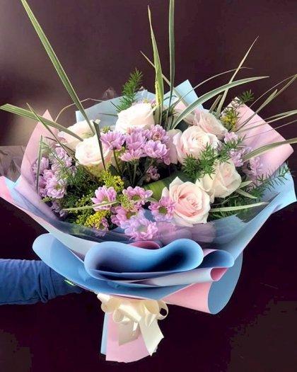 Bó hoa chúc mừng ngày mùng 8 tháng 3 - LDNK1420