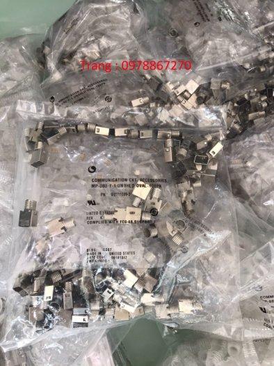 Hạt mạng, đầu chụp mạng Cat5 - Cat6, chống nhiễu, hạt xuyên thấu, RJ11, RJ45, RJ 500