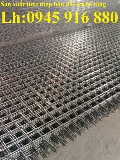 Sản xuất lưới thép hàn dây 4 mắt 100x100 đổ sàn bê tông, đổ cầu, cống rãnh cường lực cao21