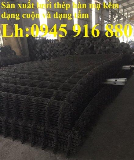 Sản xuất lưới thép hàn dây 4 mắt 100x100 đổ sàn bê tông, đổ cầu, cống rãnh cường lực cao17