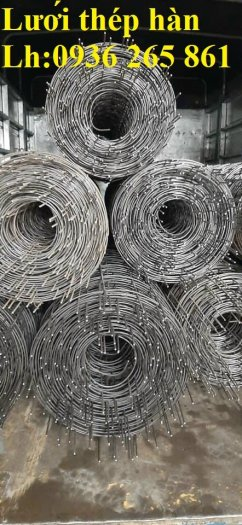 Sản xuất lưới thép hàn dây 4 mắt 100x100 đổ sàn bê tông, đổ cầu, cống rãnh cường lực cao13