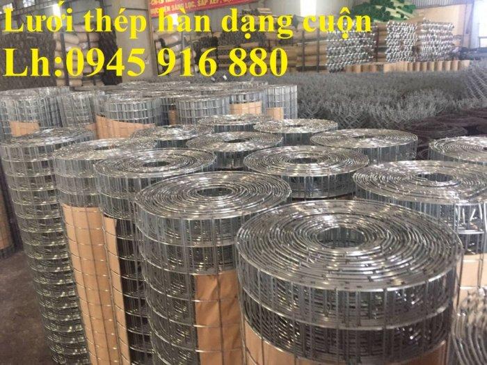 Sản xuất lưới thép hàn dây 4 mắt 100x100 đổ sàn bê tông, đổ cầu, cống rãnh cường lực cao7