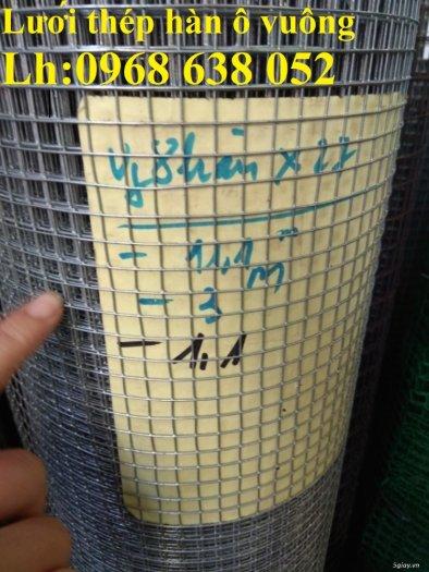 Sản xuất lưới thép hàn dây 4 mắt 100x100 đổ sàn bê tông, đổ cầu, cống rãnh cường lực cao6