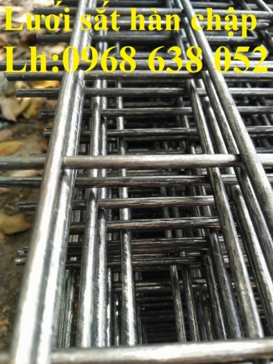 Sản xuất lưới thép hàn dây 4 mắt 100x100 đổ sàn bê tông, đổ cầu, cống rãnh cường lực cao5
