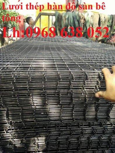 Sản xuất lưới thép hàn dây 4 mắt 100x100 đổ sàn bê tông, đổ cầu, cống rãnh cường lực cao4