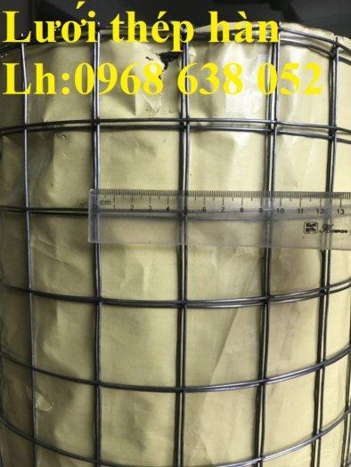 Sản xuất lưới thép hàn dây 4 mắt 100x100 đổ sàn bê tông, đổ cầu, cống rãnh cường lực cao1