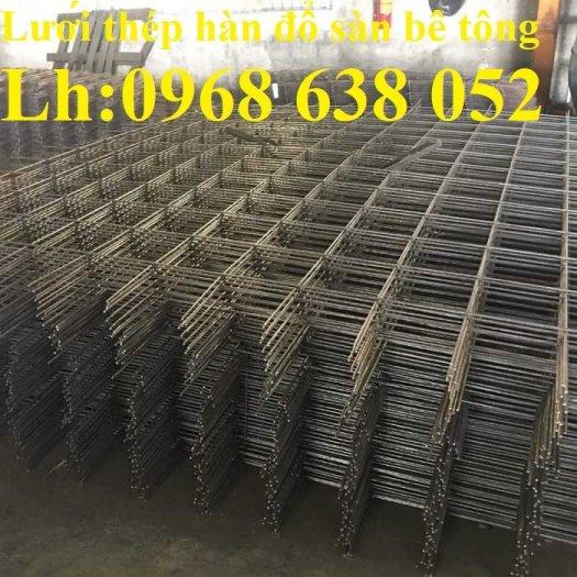 Nơi sản xuất lưới thép hàn D10a200x200 đổ sàn nền nhà xưởng cường lực cao17