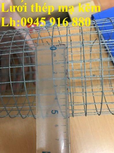 Nơi sản xuất lưới thép hàn D10a200x200 đổ sàn nền nhà xưởng cường lực cao15